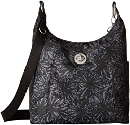 0eab855a46 Baggallini everyday bag pewter floral