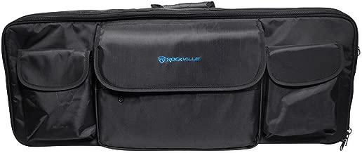 Rockville Carry Bag Backpack Case For Native instruments KOMPLETE KONTROL S49