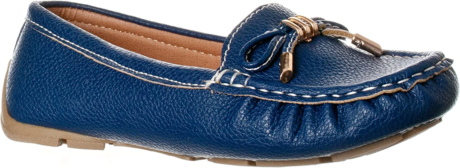 Forever Link Girls 'Jimmi-05K' Max 74% Ranking TOP20 OFF Loafers Style Moccasin