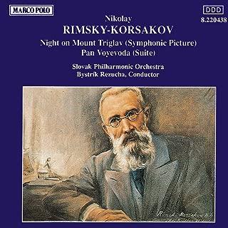 Rimsky-Korsakov: Night On Mount Triglav / Pan Voyevoda