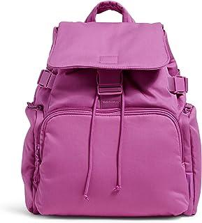 Vera Bradley womens Recycled Cotton Utility Backpack Bookbag