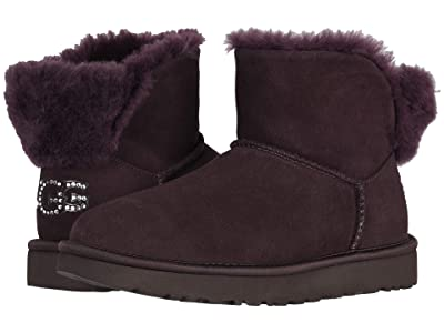 UGG Classic Bling Mini (Lodge) Women