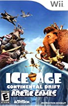 Ice Age - Continental Drift - Arctic Games Wii Instruction Booklet (Nintendo Wii Manual Only - NO GAME) [Pamphlet only - NO GAME INCLUDED] Nintendo