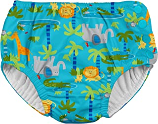 Snap Reusable Swim Diaper | No other diaper necessary, UPF 50+ protection