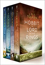 The Hobbit The Lord of the Rings Boxed Set