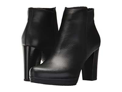 La Canadienne Miko (Black Leather) Women