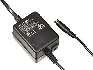 BEHRINGER PSU6-UL 120V Ul Replacement Power Supply for The Ub1002Fx Ub1202Fx 1002Fx and 1202Fx Black, (PSU6UL)