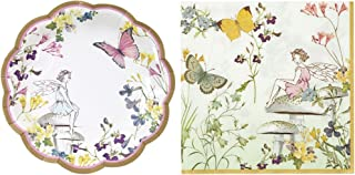 Talking Tables Party Pack - Truly Fairy Plates and Napkins