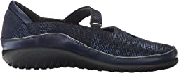 Ink Leather/Navy Reptile Leather