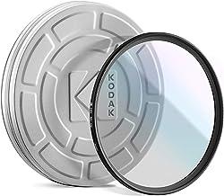 KODAK 105mm UV Filter Protective Ultraviolet Filter Absorbs Atmospheric Haze, Improves Sharpness & Shields Lens from Envir...