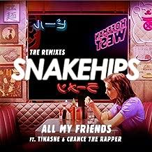 All My Friends (Prep Remix) [Explicit]