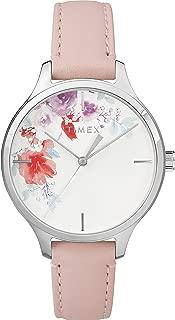 Timex Women's Crystal Bloom Swarovski Accent 36mm Watch