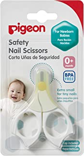 Pigeon Safety Nail Scissors For Newborn Baby
