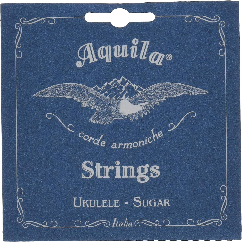 Aquila 152U Sugar Max 56% OFF Classic Concert Ukulele G - High Set String