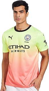 PUMA Herren Trikot MCFC FC THIRD Shirt Replica SS