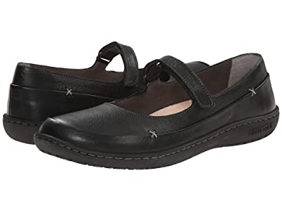 Birkenstock Iona (Black Leather) Women