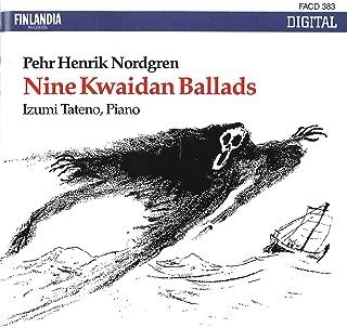 Nine Kwaidan Ballads : Rokuro-kubi Op.32