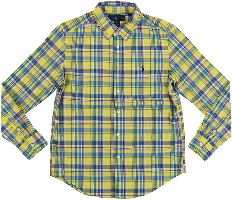 Polo Ralph Lauren Boys Woven Long Sleeve Buttondown