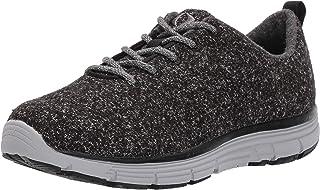 حذاء رياضي نسائي من Apex مصنوع من الصوف الطبيعي، رمادي داكن، 7. 5 وسط الولايات المتحدة