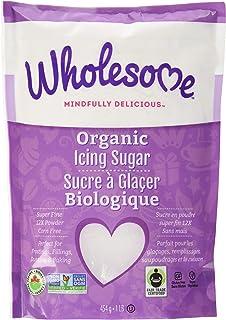 Wholesome Sweeteners, Organic Powdered Sugar, 1 lb