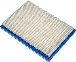 vhbw Filter (1x luchtfilter) vervangt Briggs & Stratton 26508, 31727, 395027, 397795, 397795S grasmaaier; 16 x 11,3 x 2,1cm