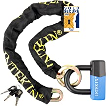 RRP £39.99 Heavy Duty Chain Lock Motobike  Lock E-Bike Lock