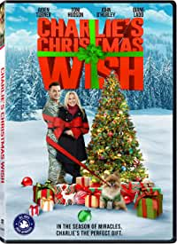 Heartwarming Tale CHARLIE'S CHRISTMAS WISH arrives on DVD, Digital and On Demand Nov. 10 from Lionsgate
