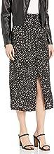 Jack Women's Leopard Midi Skirt