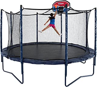 14ft trampoline and proflex enclosure system