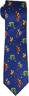 Avengers Ironman Captain America Hulk Novelty Necktie