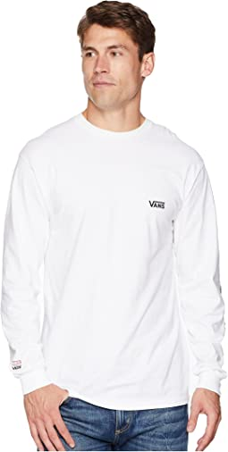 Vans X Marvel Characters Long Sleeve T-Shirt 0d66404ce