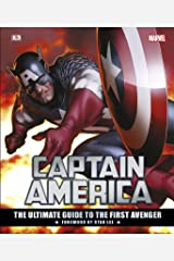 Captain America The Ultimate Guide to the First Avenger (Dk Marvel) Hardcover