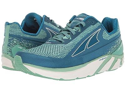 Altra Footwear Torin 4 Plush (Blue/Green) Women