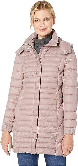 Hooded Lightweight Nylon Packable