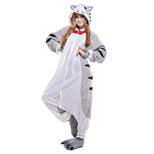 NEWCOSPLAY Halloween Adult Pajamas Sleepwear Animal Cosplay Costume 6ffd5c3472b7f
