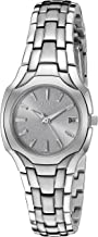 Citizen Women's Eco-Drive Stainless Steel Watch with Date, EW1250-54A