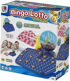 Color Baby Bingo con Bombo, 90 números y 48 cartones (43265
