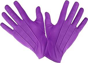 Pack de 100 color morado Unigloves gm0062/Stronghold sin polvo guantes de nitrilo talla 7//peque/ño