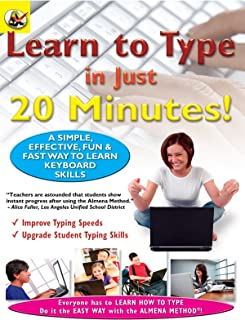 Learn How To Type In Just 20 Minutes