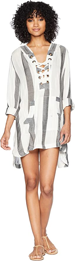 Love Letters Tunic Cover-Up