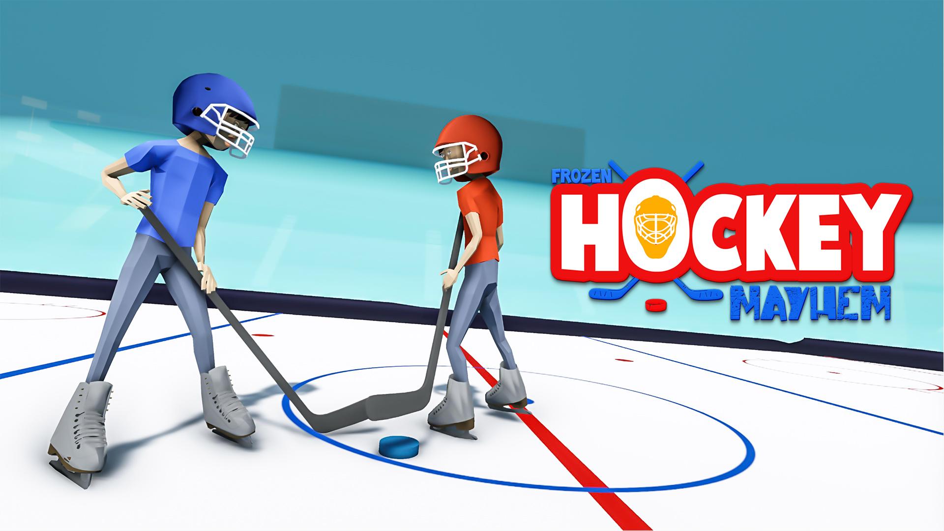Ice Hockey Mayhem