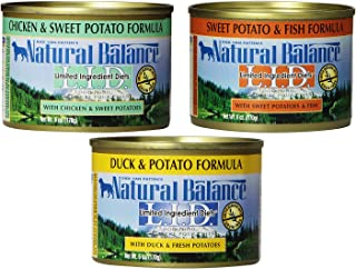 Natural Balance Limited Ingredient Variety