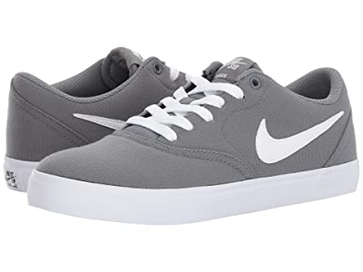 Nike SB Check SS Canvas (Cool Grey/White/Pure Platinum) Women