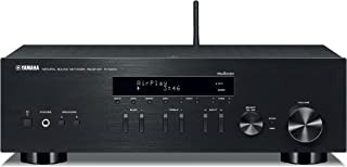 Yamaha R-N303BL Stereo Receiver with Wi-Fi, Bluetooth & Phono