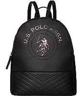 Embossed Backpack