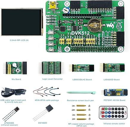 Amazon com: raspberry pi kit - CQRobot / Desktop Barebones