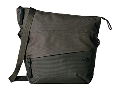 The North Face Electra Tote Medium (New Taupe Green Combo) Tote Handbags