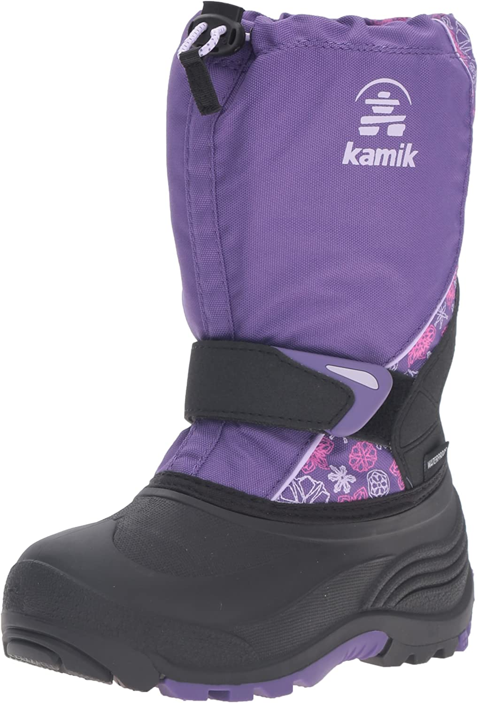 Kamik Kids' Pebble Snow Snow Stiefel  nur für dich
