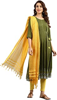 Aurelia Rayon Empire Dress