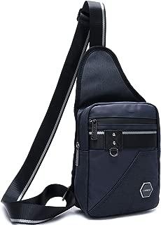 Sling Bags, iPad Sling Backpacks Chest Shoulder Bag Outdoor Crossbody Backpack Thin Daypacks for Travel Men Women